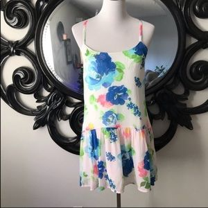 Abercrombie & Fitch summer floral dress size M